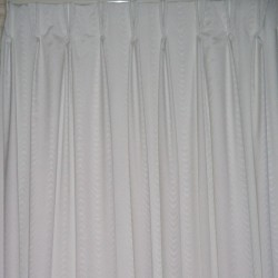 Ivory  Taffeta Curtains-customized as per buyers sizes
