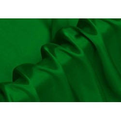 silk habotai 11 MOMME green color 44''wide by the yard