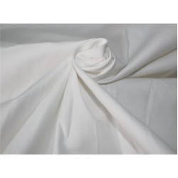 Viscose Lycra Satin RFD - 40''Wide Ivory Color