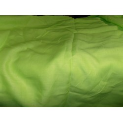 Lime Green linen fabric 57 inch wide