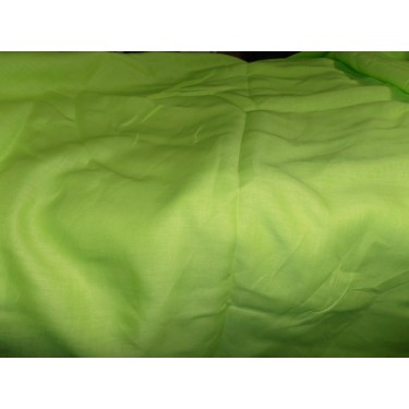 Lime Green linen fabric 57 inch wide  sold by the yard