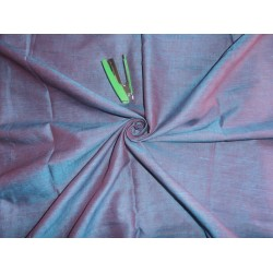 two tone ramie linen{iridescent} fabric 57 inch wide