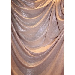 Lycra shimmer silver lurex fabric 58''wide nude color FF#15A[1]