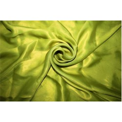 Polyester Shimmer Fabric GREEN color 44''wide FF#16[3]