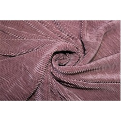 Crushed polyester satin fabric Dusty lavender color 59''wide FF10C[1]