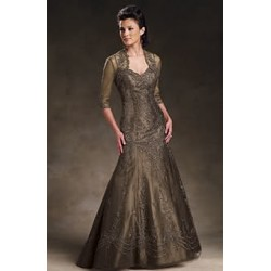 dark bronze iridescent taffeta fabric