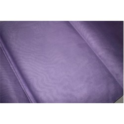 "100% cotton organdy fabric 44""wide-stiff*lfinish-lavender"
