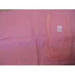 "Premium quality  Cotton Gauze Fabrics 44"" wide~pink"