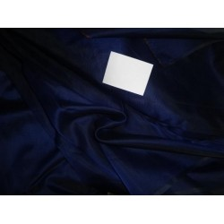 "silk  royal blue organza fabric 110"" wide / org_pkt24[2]"