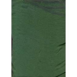 dark green/ black  silk chiffon fabric 44