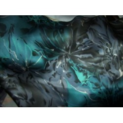 Exclusive~japanese satin printed fabric