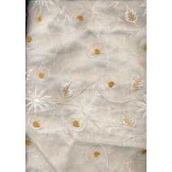 white organza embroidery 44