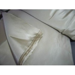 awesome silky beige shot Taffeta fabric~ 60