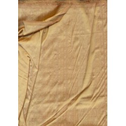 EXCLUSIVE~108 inches wide silk dupioni--caramel gold