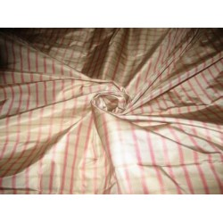 beige brown taffeta plaid fabric 54""