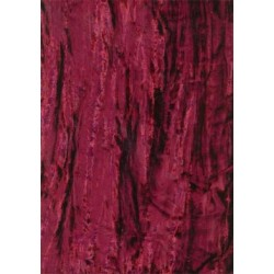"100% crushed Velvet fabric 54"" burgundy wine"