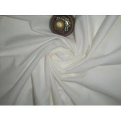 58 inches wide cotton lawn white