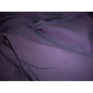 evening Purple / pink shot silk chiffon fabric 44