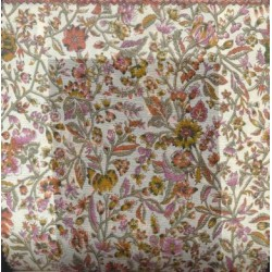 """silk chiffon floral print 44"""" wide sold by the yard"""