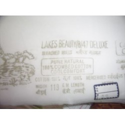 100% cotton gauze-fine quality  # B/47 sold by the yard