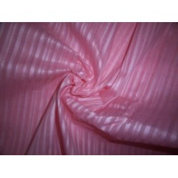 cotton organdy-leno jacquard w satin stripes