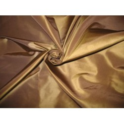 Silk Taffeta fabric ~ Moroccan Brown ~ 54""