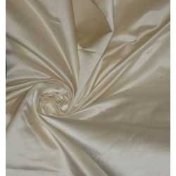 "Ivory colour Silk Dutchess Satin 56"" wide"