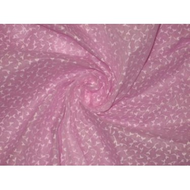 100% cotton organdy floral printed fabric~44 inches by the yard