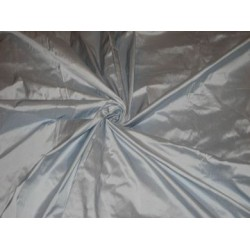 "100%PURE SILK DUPIONI ICY BLUE 54"" wide DUP50[2]"