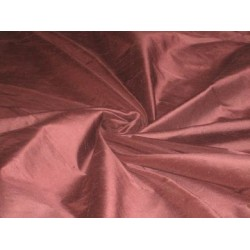 Extremely high quality silk dupioni silk 54-Aubergine colour