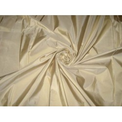 "54"" wide sold by the yardSILK TAFFETA FABRIC 54""~White Wine colour TAF11"