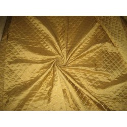Quilted dupioni silk 51