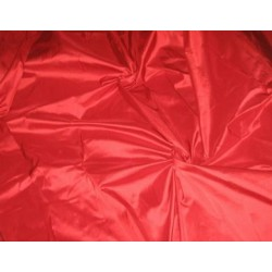 "Blood red Silk Dupioni ""fabric"" 54"" ~bridesmaid"