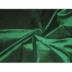 Emerald Green~Silk Dupioni~54''