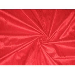 Christmas Red Silk Dupioni~44