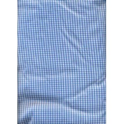 "silk dupioni small blue plaids 54""wide"