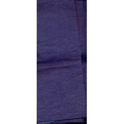 dark royal blue stiff organdy 44