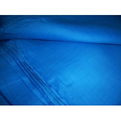 """100 % Turquoise blue pure linen fabric 58"""""""