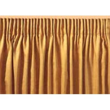 Pencil Pleat Valance