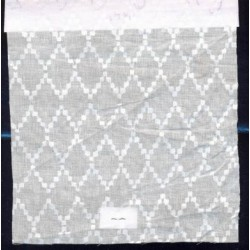 "cotton organdy 44""-leno jacquard # 4511"