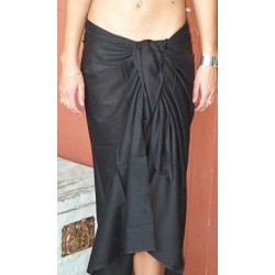 "100 % superfine cotton sarong  42"" x 60"""