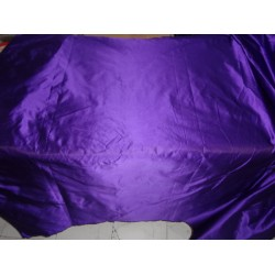 "53 mm Cobalt purple Silk Dutchess Satin 54"" wide*"