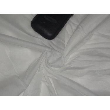 Silk / modal blended fabric 50""
