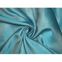 VISCOSE SATIN FABRIC Sky Blue 44""
