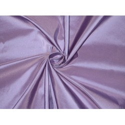 100% Pure SILK TAFFETA FABRIC Lilac Color TAF40[2]