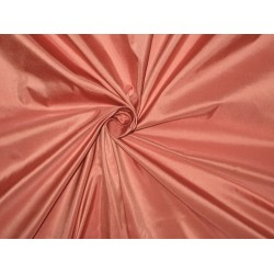 100% Pure SILK TAFFETA FABRIC Bright Rose colorTAF47[1] OR TAF79