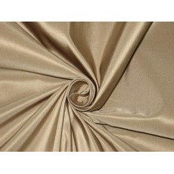 "Pure Silk Taffeta fabric~ 60""~Cafe Creme TAF182[1]"