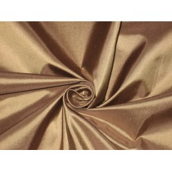 "Silk Taffeta fabric~Hot Chocolate 54"" wide sold by the yard"