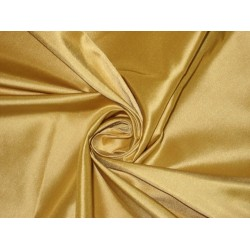 "Silk Taffeta fabri~Mustardy Gold TAF179[1] 54"" wide sold by the yard"