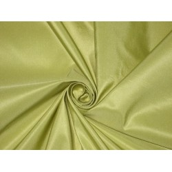 "Silk Taffeta fabric~Light Olive Green  60"" wide sold by the yard"